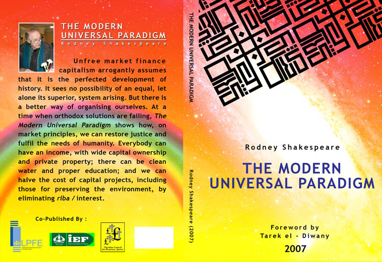 The Modern Universal Paradigm - cover